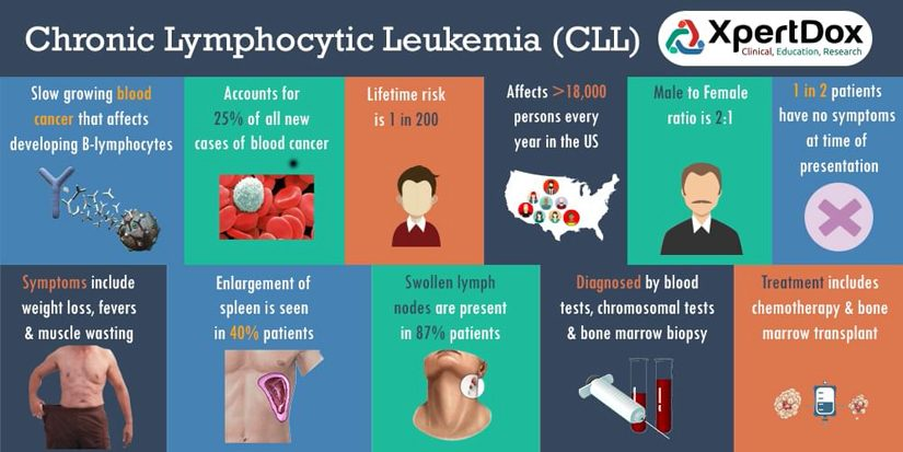 what is cll    u2013 living with chronic lymphocytic leukemia